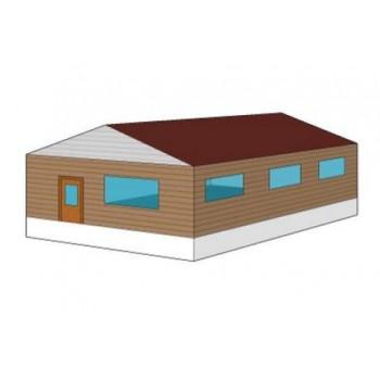 Small House Air-Barrier Kit